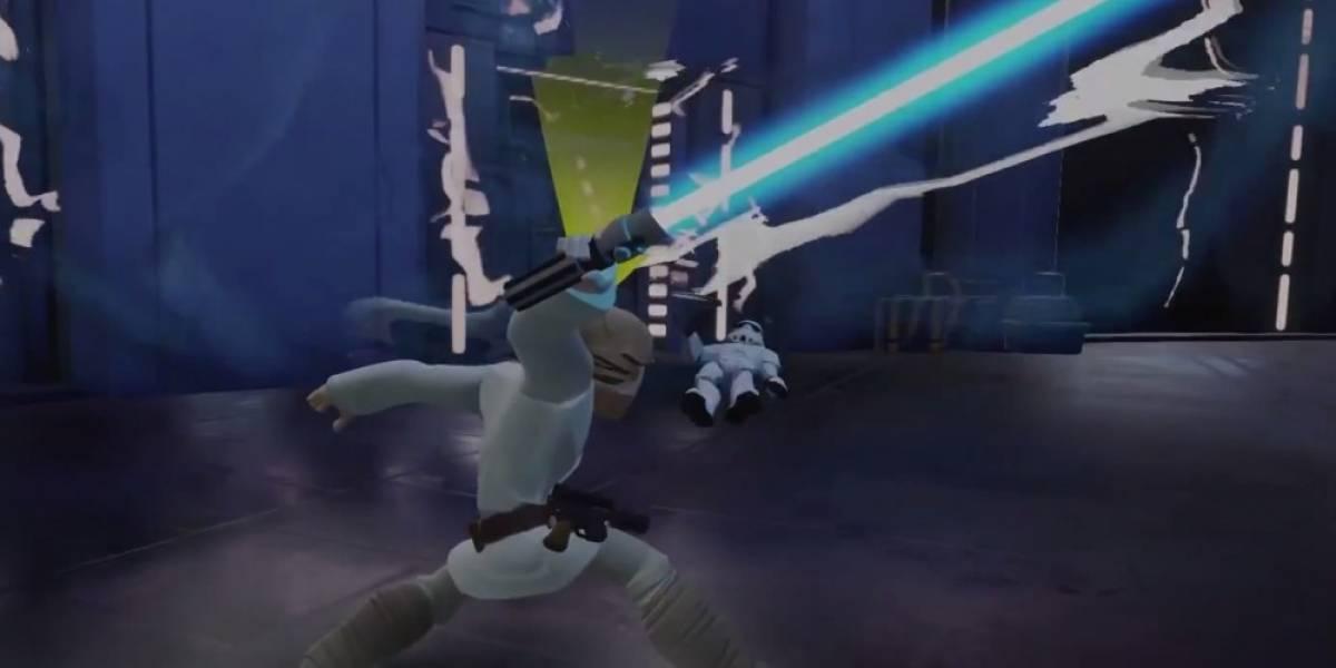 Así se ven las batallas en Disney Infinity 3.0 Star Wars