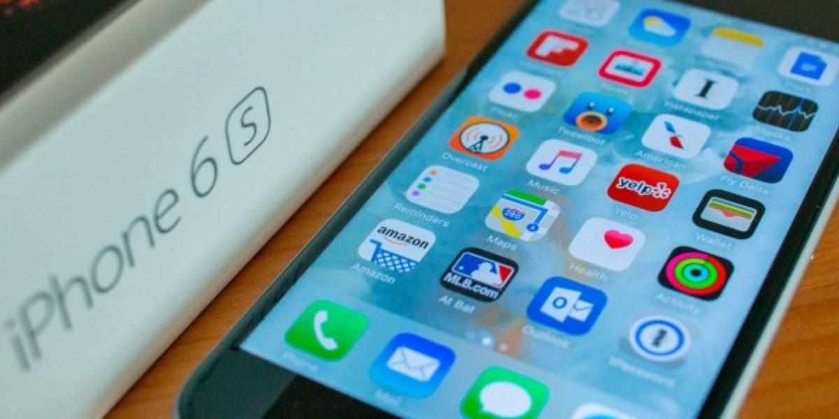 El iPhone 6s fue el teléfono más buscado en Google durante el 2015