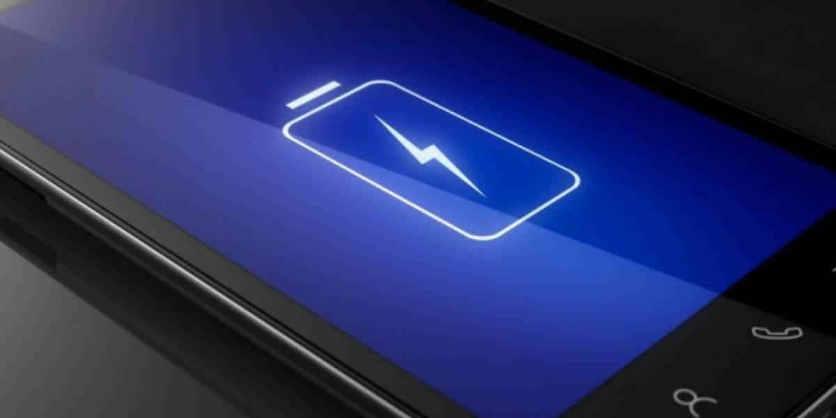 Huawei puede cargar una batería completa en sólo 10 minutos