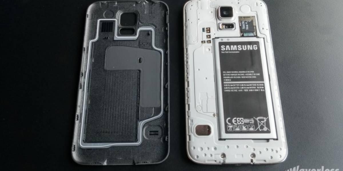 Nueva tecnología de Samsung permitirá tener baterías de más de 4000 mAh