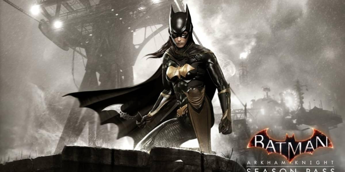 Tráiler de A Matter of Family, el DLC de Batgirl para Arkham Knight