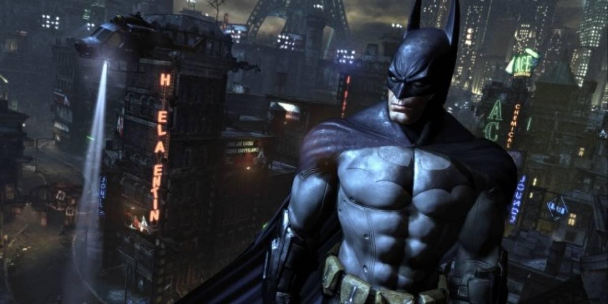 Juegos de la serie Batman Arkham están de oferta en Steam