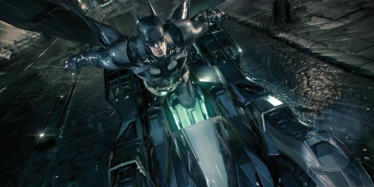 WB Games cancela la edición especial Batimóvil de Batman: Arkham Knight