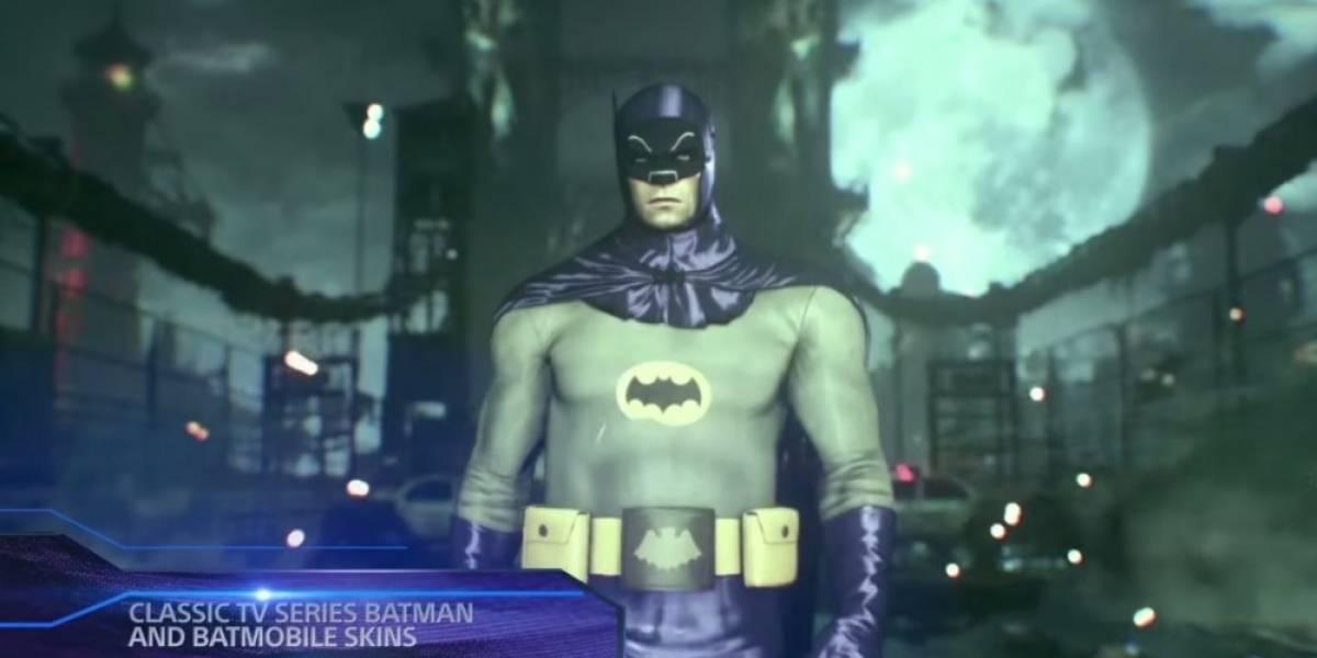Tráiler de Batman: Arkham Knight nos muestra el contenido exclusivo para PS4