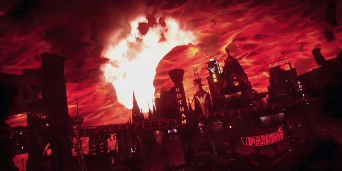 Video con la tercera parte de jugabilidad de Batman: Arkham Knight #PSExperience