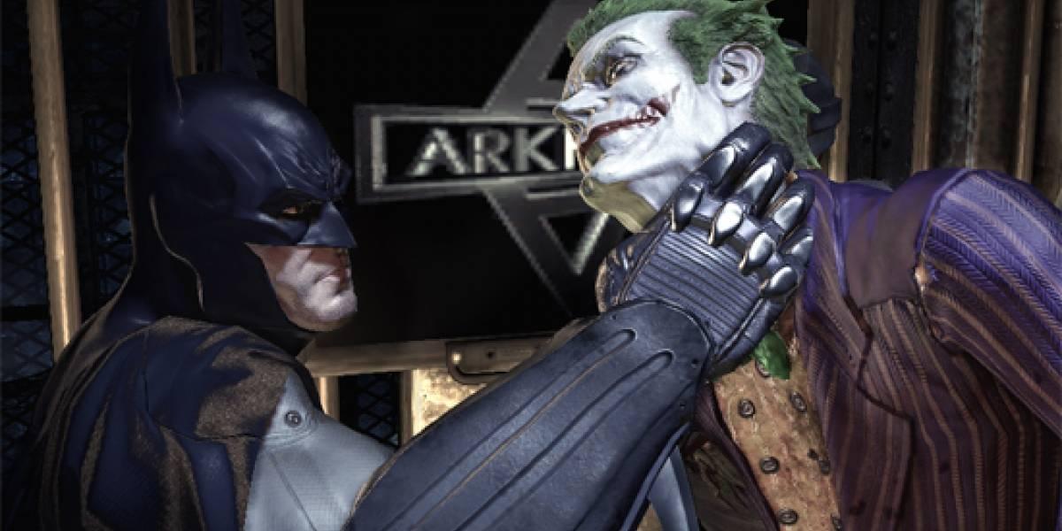 Batman: Arkham Asylum se retrasa oficialmente