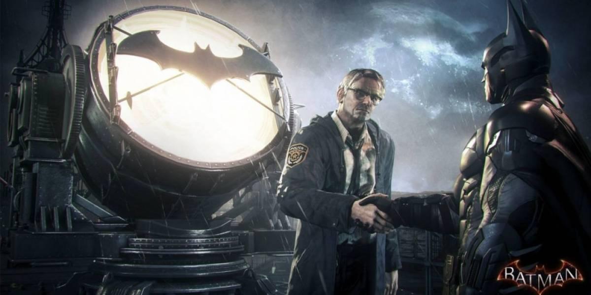 Descubren los secretos ocultos en el tráiler de Batman: Arkham Knight
