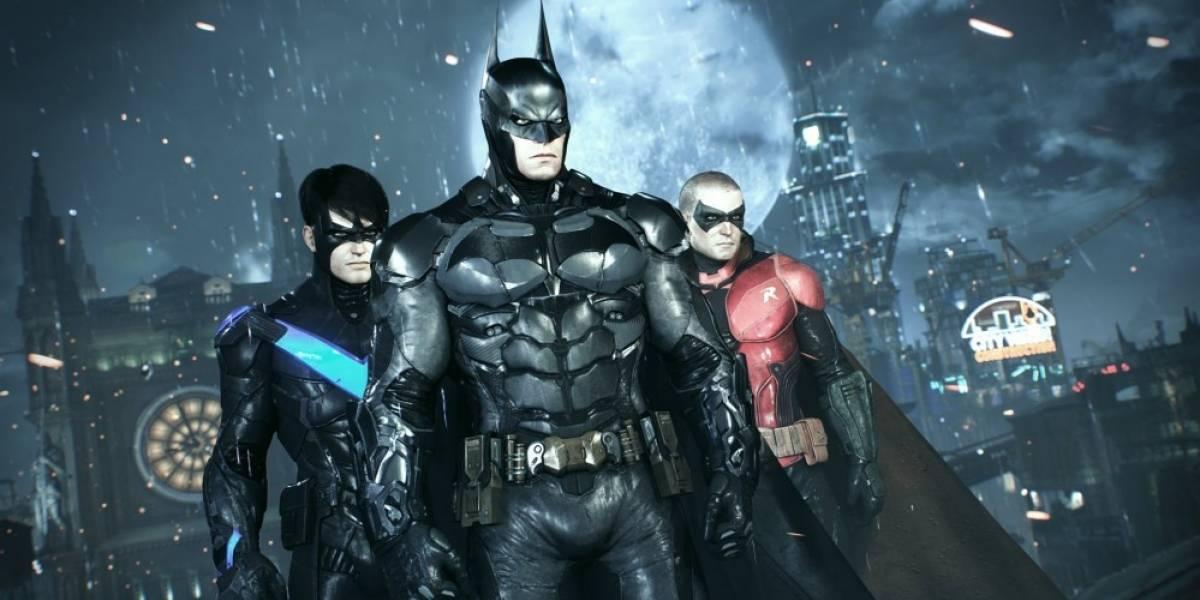 Batman y sus aliados en el nuevo tráiler de Arkham Knight
