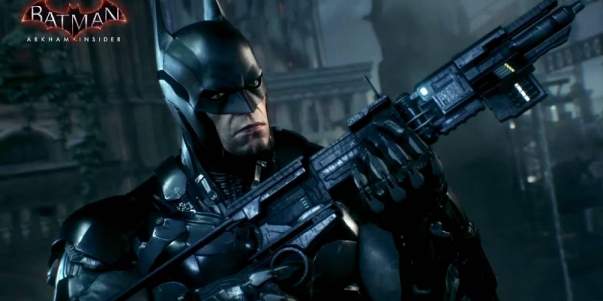 Entrevistamos a Guy Perkins sobre Batman: Arkham Knight [VIDEO]