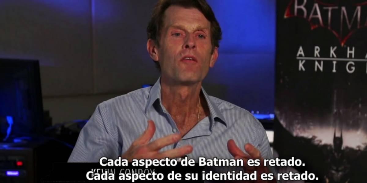 Conoce al reparto de voces de Batman: Arkham Knight