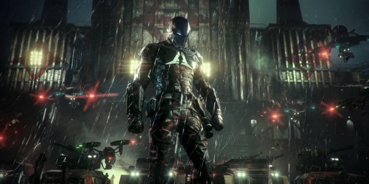 Batman: Arkham Knight recibe nuevo tráiler con jugabilidad
