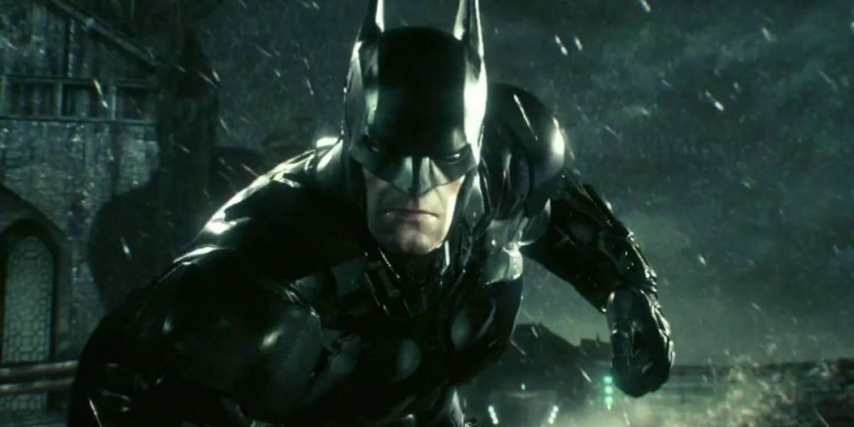 Segunda parte de la infiltración a la planta Ace Chemicals en Batman: Arkham Knight