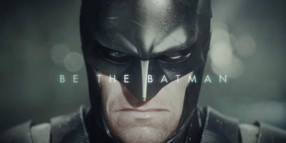 Todos podemos ser héroes en el nuevo tráiler live action de Batman: Arkham Knight