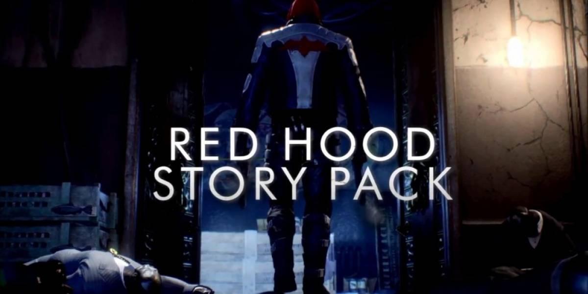Nuevo tráiler de Batman: Arkham Knight nos muestra los movimientos de Red Hood
