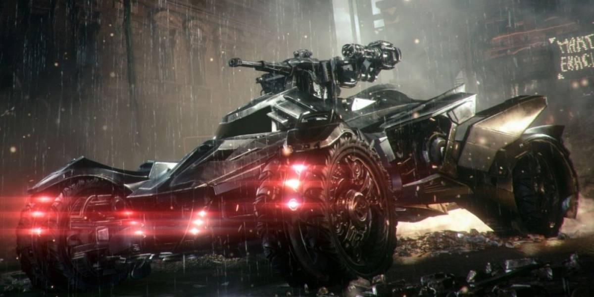 Labs en construcción: Batman Arkham Knight
