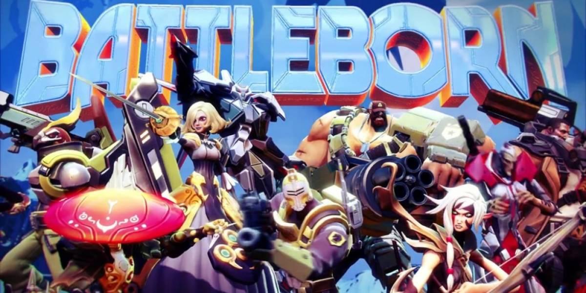 Esto fue Battleborn en #E32015