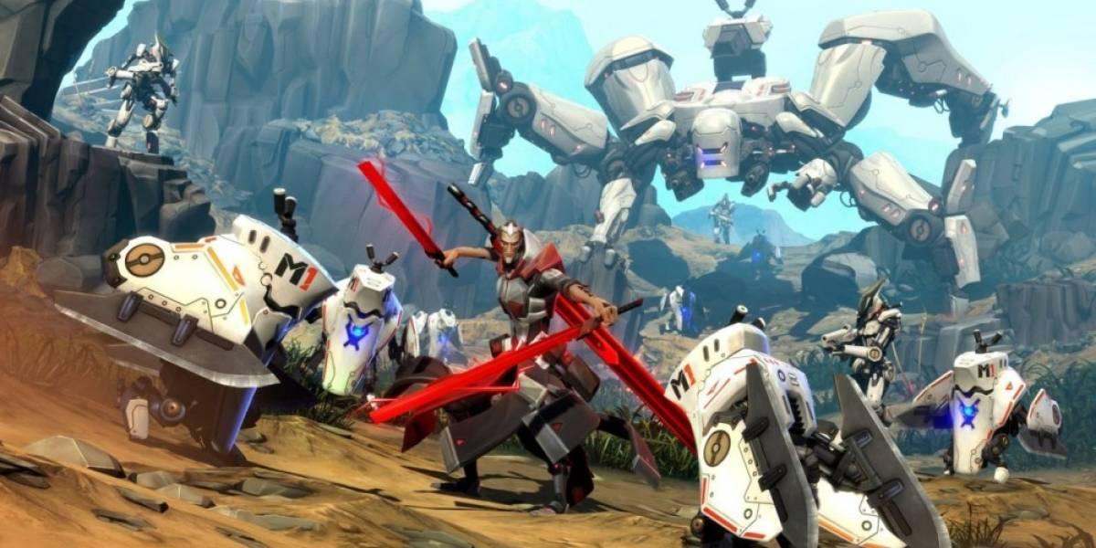 Llegan a la red los primeros videos con jugabilidad de Battleborn