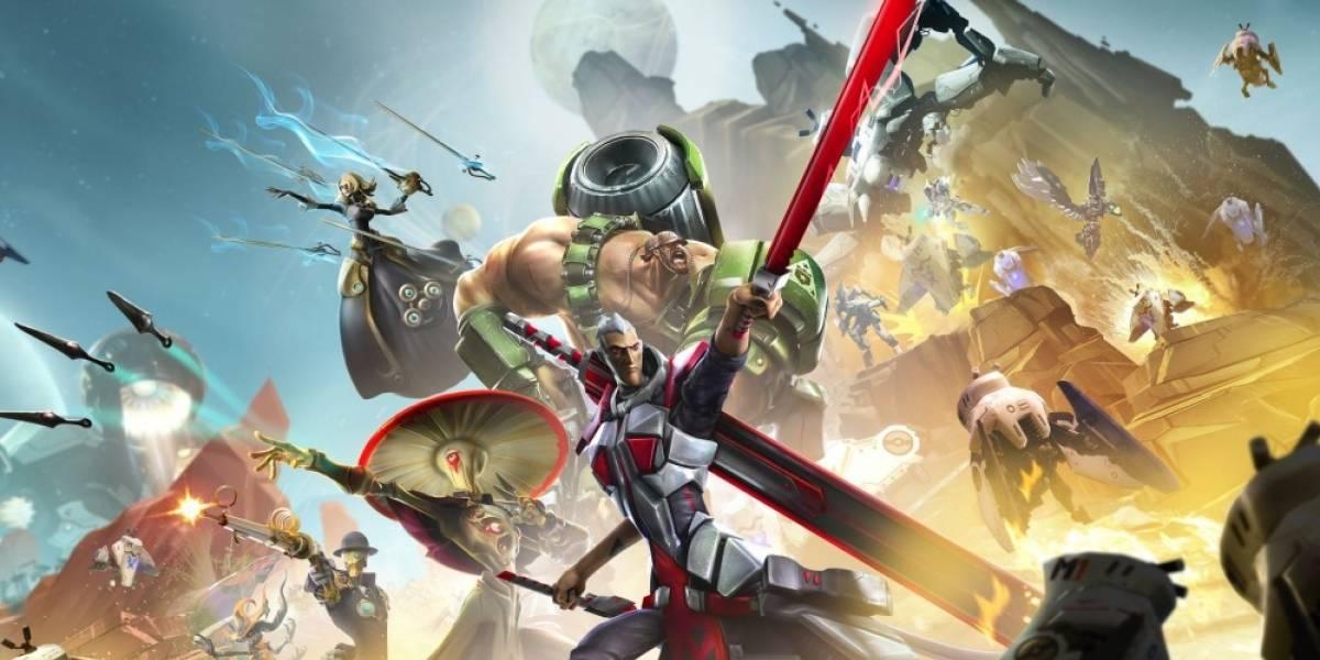 Nuevos detalles de Battleborn, el shooter-MOBA de Gearbox y 2K