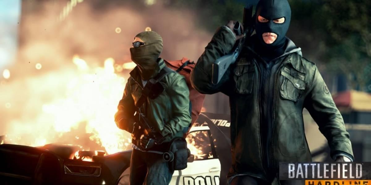 Battlefield Hardline llegará en marzo de 2015 [Actualizado]