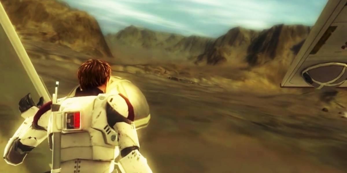 Aparece nuevo video del cancelado Star Wars: Battlefront III