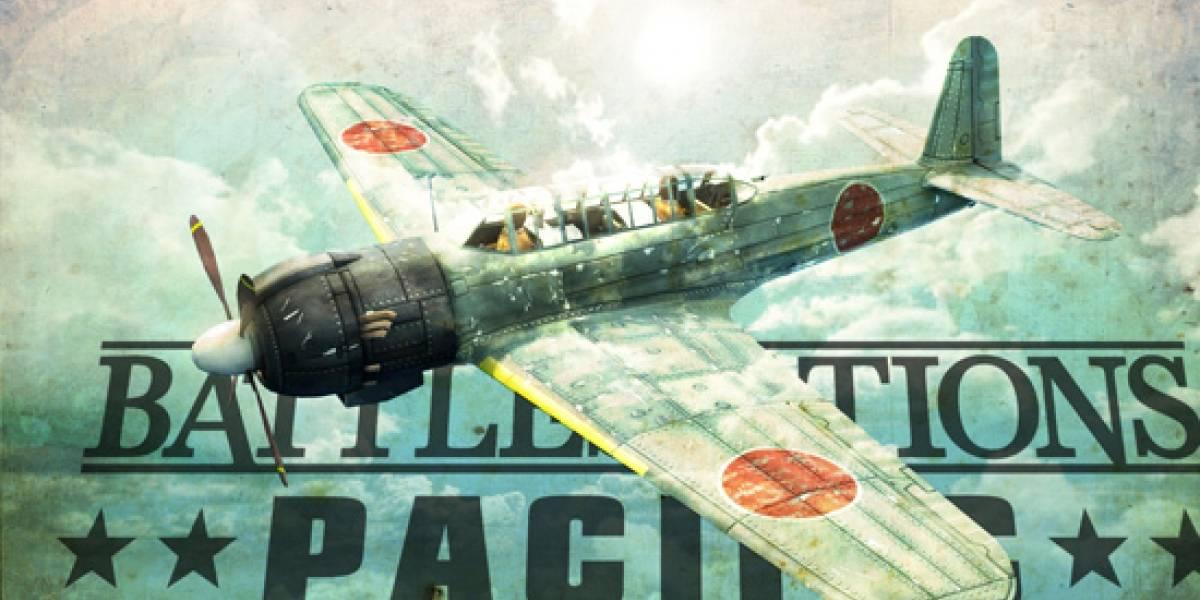 Battlestations: Pacific te permitirá ganar la guerra como Japón