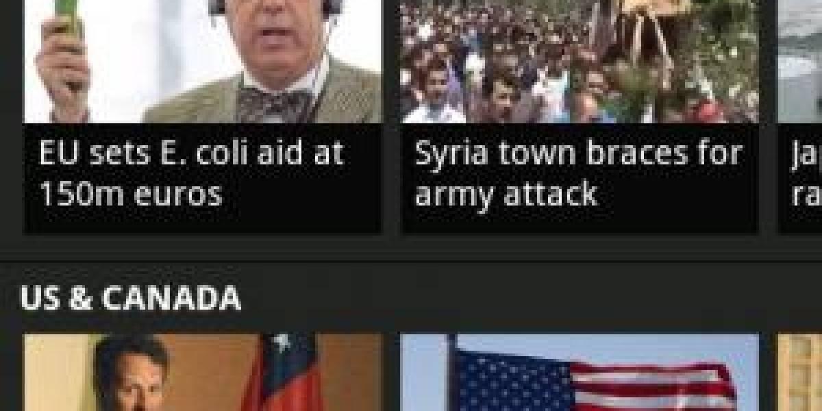 BBC para Android ya está disponible para todo el planeta