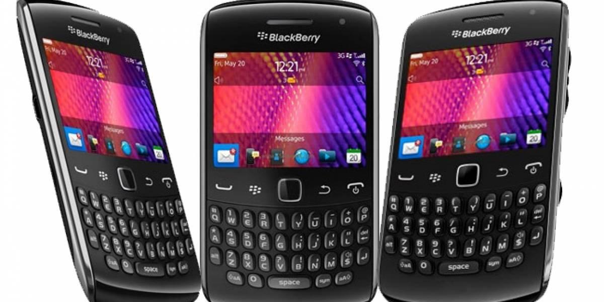 BlackBerry Curve 9360 ahora en el catálogo de Vodafone España