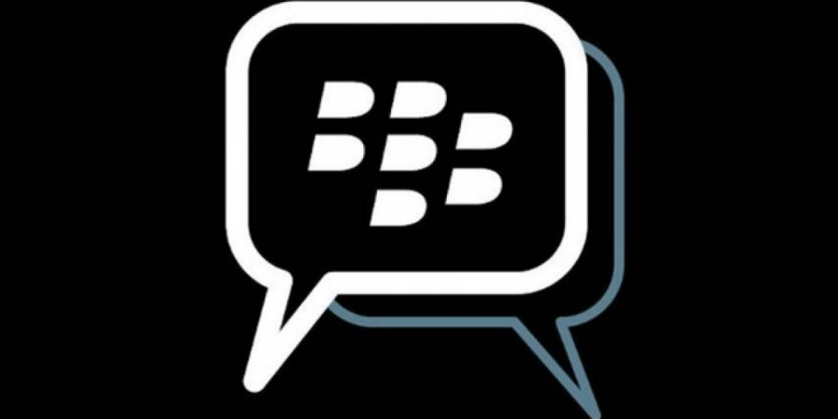 BlackBerry Messenger se actualiza con compatibilidad con Android Wear