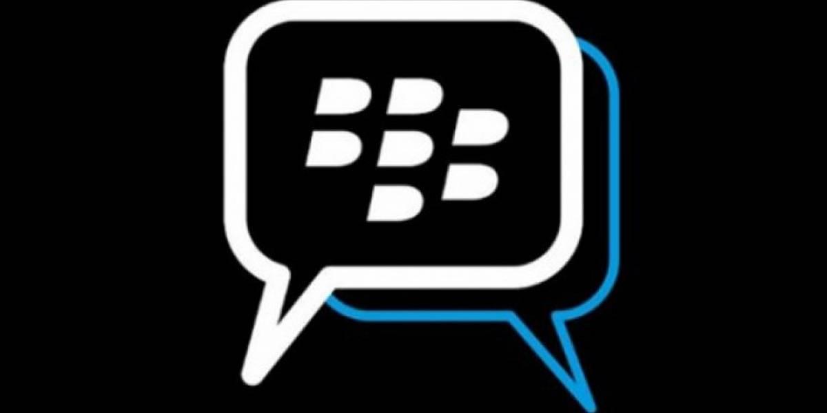 BlackBerry anuncia BBM para Android Gingrebread