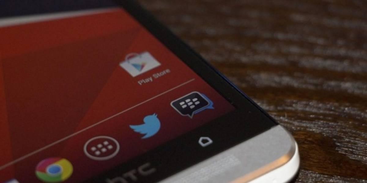 BBM ya está disponible para Android 2.3 Gingerbread