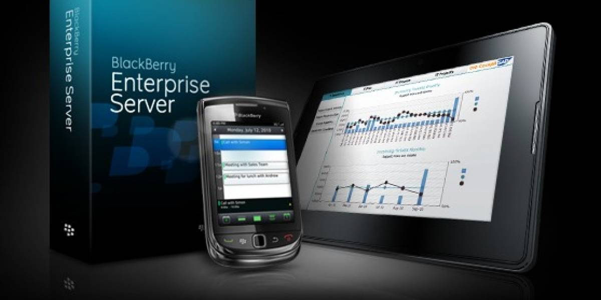 CES 2011: BlackBerry PlayBook pareada con una BB Torch (Video)