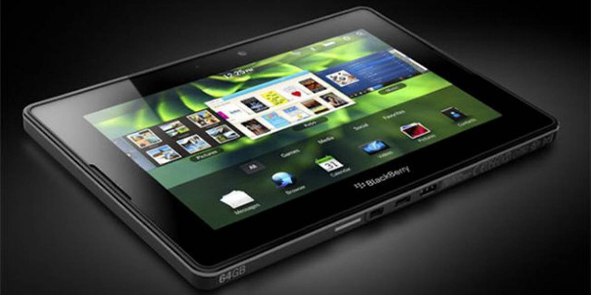 RIM responde a los rumores de que su PlayBook vende poco