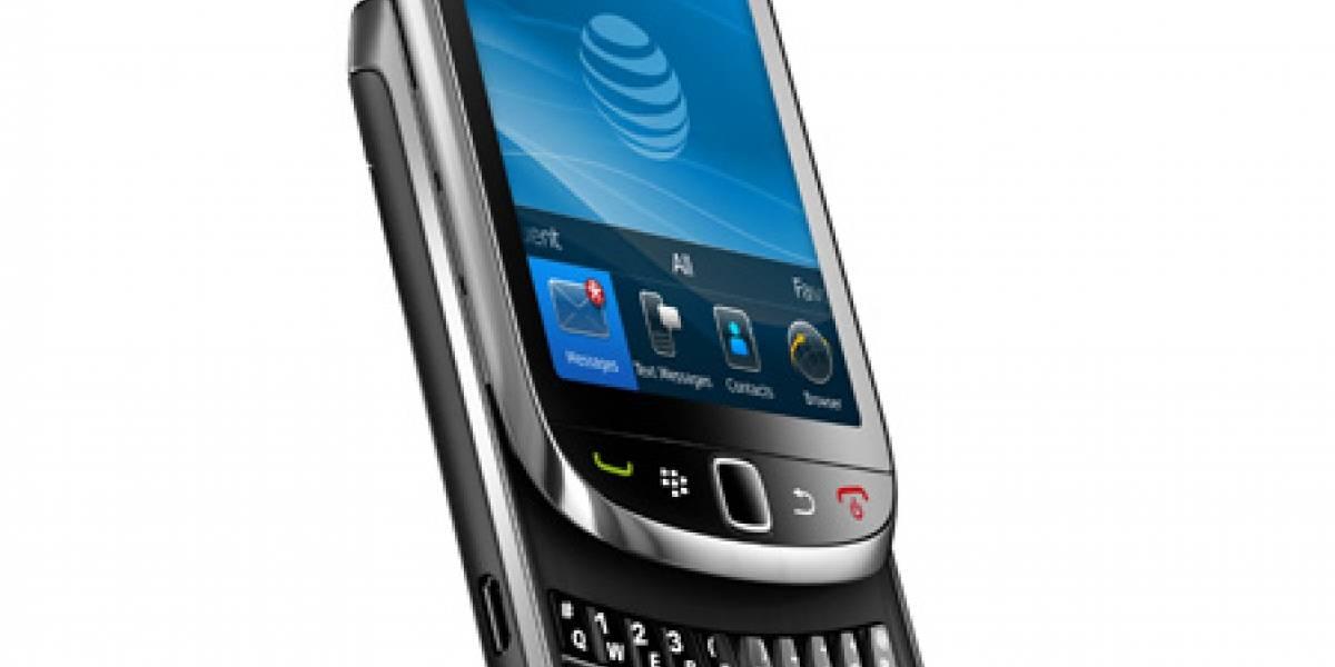 BlackBerry Torch vende 150 mil unidades en su primer fin de semana
