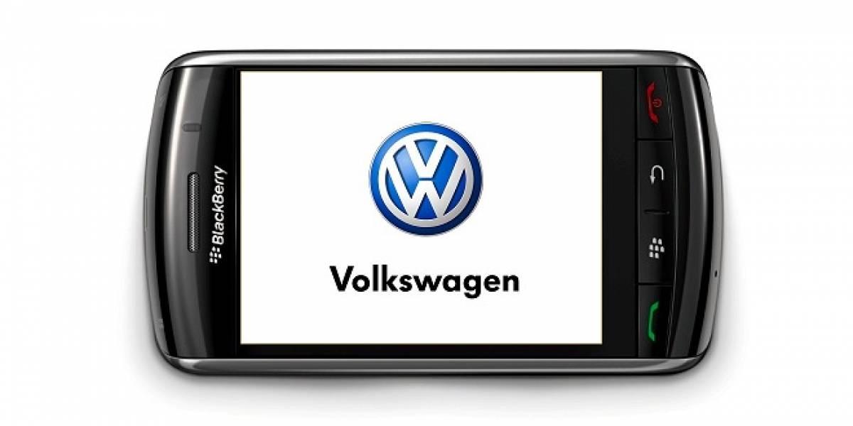 Volkswagen decide desactivar los correos a BlackBerry fuera de horarios de oficina