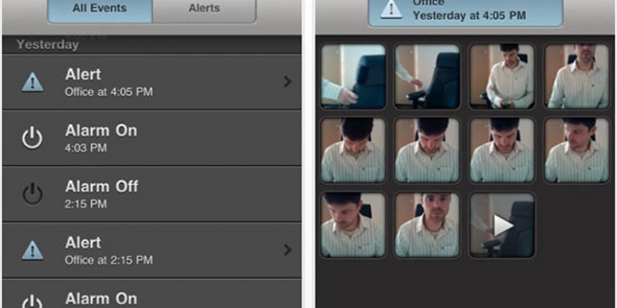Witness Remote convierte tu iPhone en una cámara de seguridad
