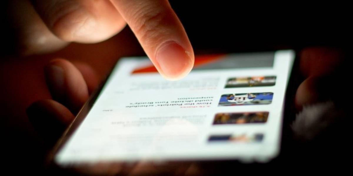 La mayoría de conexiones a internet en Chile se realizan desde el móvil