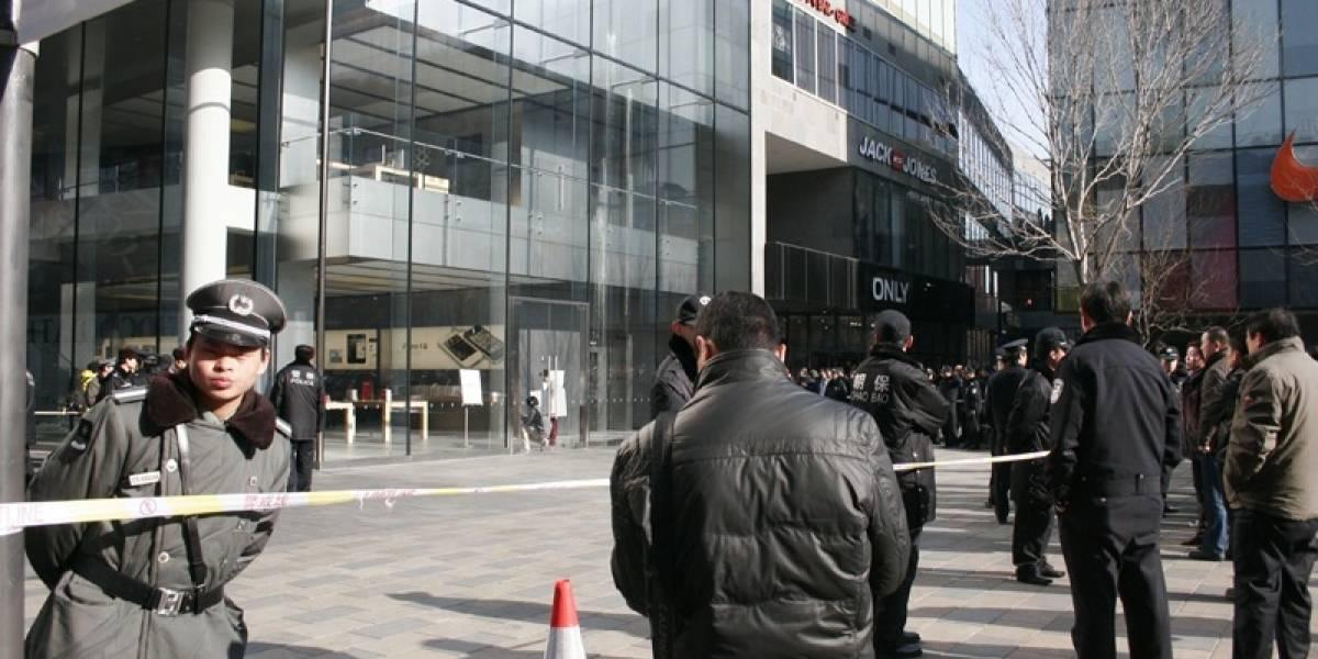 Apple suspende la venta del iPhone 4S en China