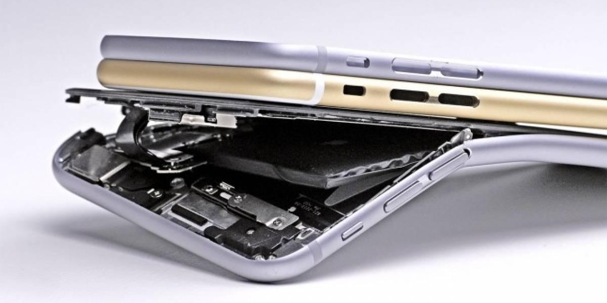 Reportan que el nuevo iPhone 6s no se doblará