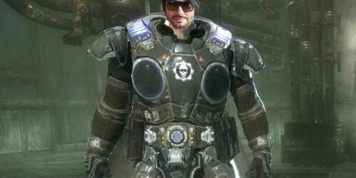 Gears of War 2: los tramposos serán humillados + Beto Cuevas quiere jugar con todos nosotros