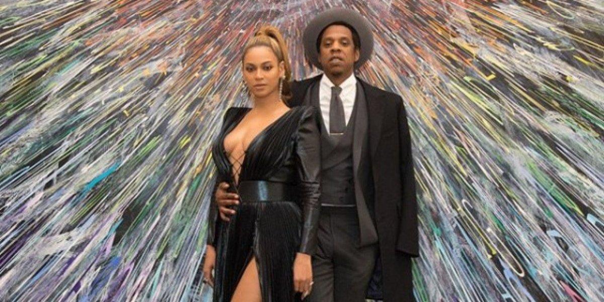A melhor foto de Beyoncé e Jay-Z foi também a mais engraçada do Grammy 2018; vem ver