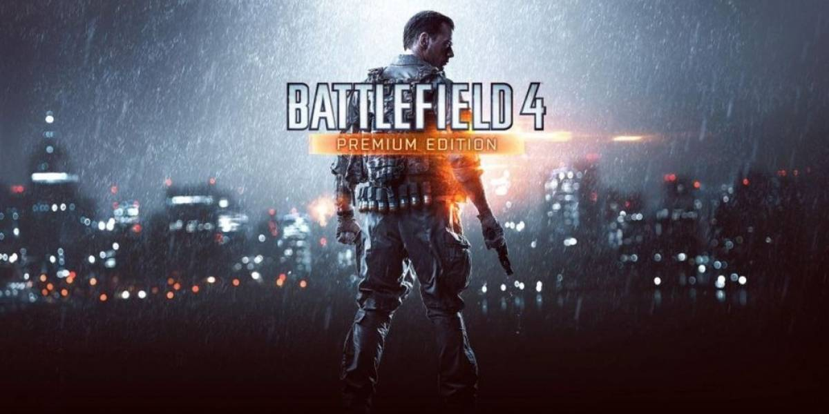 EA anuncia Battlefield 4 Premium Edition