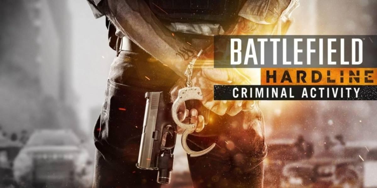 Battlefield: Hardline recibe nuevo tráiler de la expansión Criminal Activity