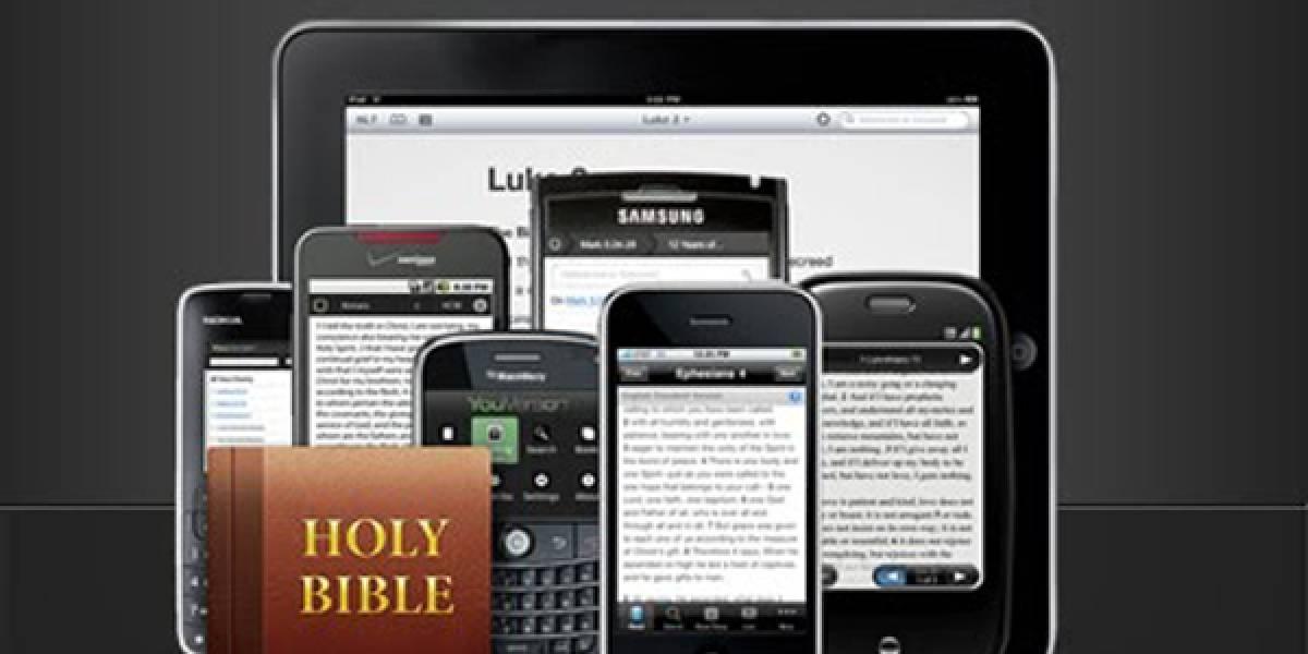 La revolución tecnológica móvil llega a la iglesia