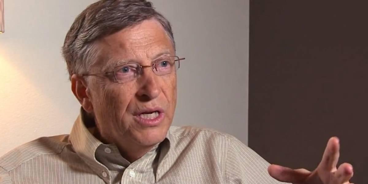 Gates se cansó de ser el más millonario