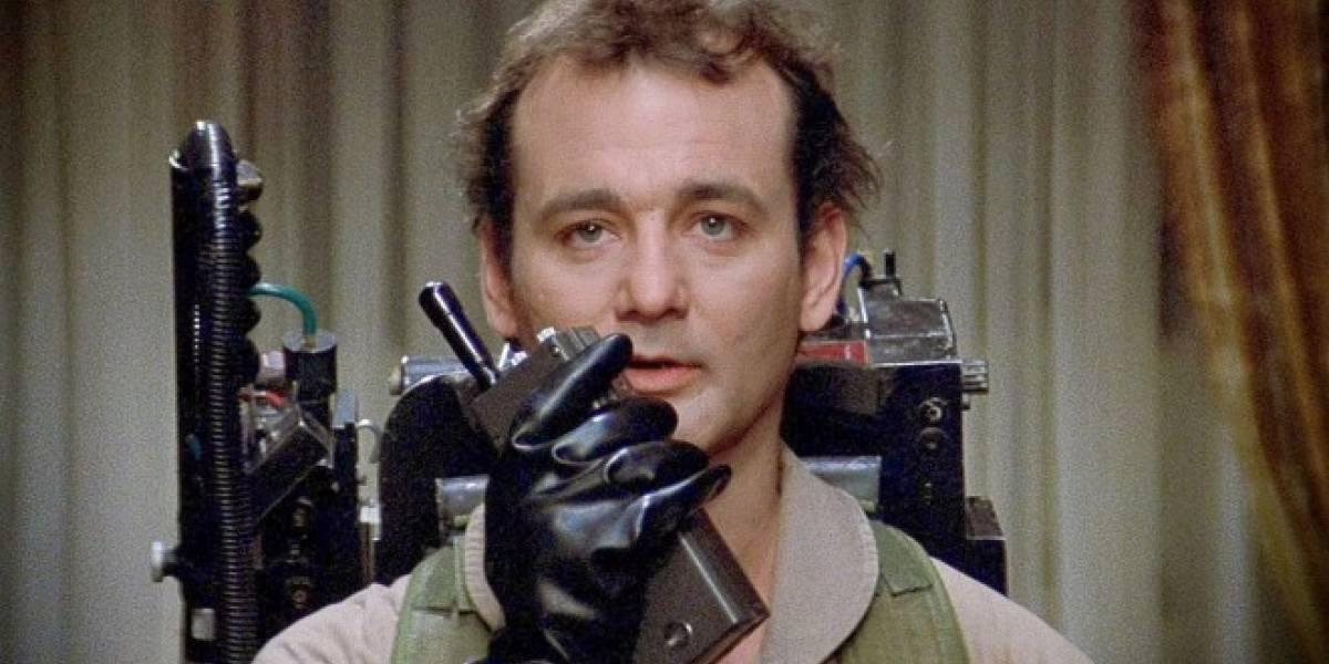 Bill Murray puede lanzar tu smartphone de una azotea sin que lo demandes