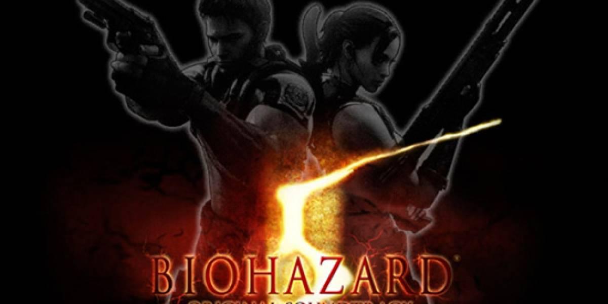 La música de importantes juegos de Capcom llegará a Norteamérica