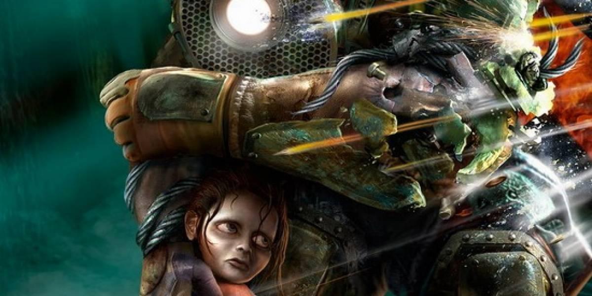 Película de Bioshock detenida a causa del presupuesto