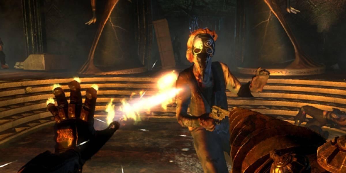 Detalles sobre el apartado multijugador de BioShock 2