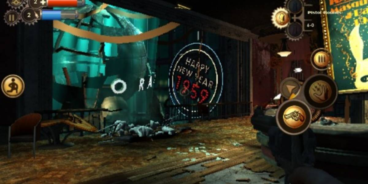 BioShock, NBA 2K15, XCOM y más juegos están de oferta en iOS y Android