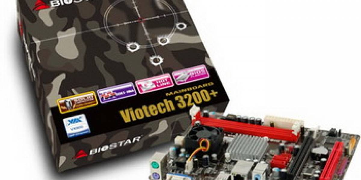Biostar VioTech 3200+: VIA C7-D Micro-ATX